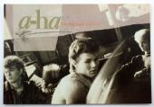 a-ha - 'Hunting High and Low' Postcard